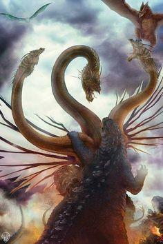 Godzilla Battle