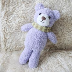 sock bear -Must make one for Chloe!