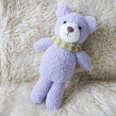 sock bear -Must make one for Chloe!