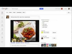 Google+: There's more to explore  http://www.youtube.com/watch?v=A3Atj57r15U=youtu.be