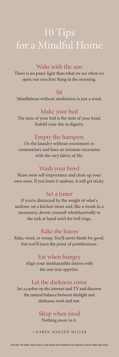 Mindfulness | Mindful Lifestyle | Peaceful Home | Simple Living | Mindful Health | Lifestyle Design | How to Be More Mindful