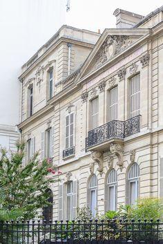La Place Saint Georges, 9th arrondissement, Paris