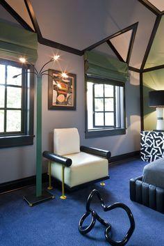 KELLY WEARSTLER | INTERIORS. Evergreen Residence, Boy's Room