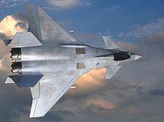 Bassmen: Chinese J-14 fighter
