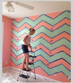 Colors for nursery? And chevron?