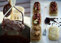 Rawfood snickers! Raw Dessert Collection: Snickers Patukat | Jolie
