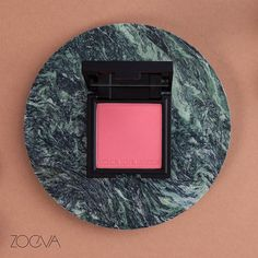 Sweet cheeks. Add a deep pink glow to your face with our Rush Rush Luxe Color Blush. #ZOEVA #pink #blushlove by zoevacosmetics