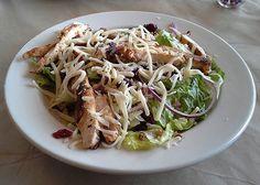 Paninoteca [Cranberry Pecan Salad]