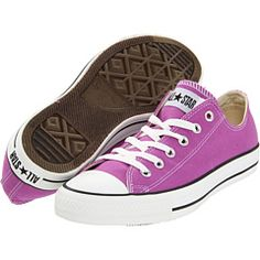 Converse - Chuck Taylor All Star Specialty Seasonal Ox. If I could, I'd get these in every color