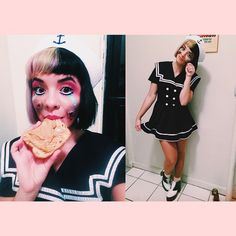 Melanie Martinez @littlebodybigheart ⚓️⚓️⚓️⚓️✨✨✨...Instagram photo | Websta (Webstagram)