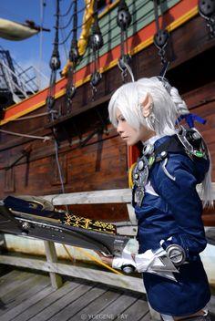 Final Fantasy XIV Alphinaud,YUEGENE FAY, from   Thailand