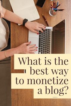 What is the best way to monetize a blog? - It's Really Kita Blogger Help, Blogger Tips, Twitter Tips, Instagram Tips, Blogging For Beginners, Make Money Blogging, Business Tips, How To Start A Blog, Social Media