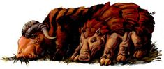 [Let's Read] AD&D 2e Dark Sun Monstrous Compendium Appendix II: Terrors beyond Tyr