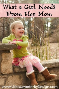 A book that will help mothers of all ages better parent their daughters!