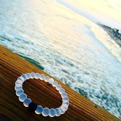 mylokai bracelet is infused with elements sourced from the highest and lowest points on Earth