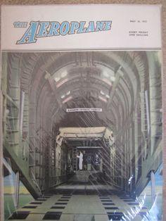 THE AEROPLANE - BLACKBURN UNIVERSAL FREIGHTER - MAY 1952 Aviation Magazine
