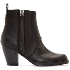 low boots - Black Maison Martin Margiela 8QxRVqu