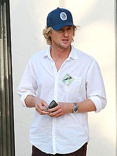 People Magazine  Owen Wilson  Photo by Ralph Notaro/NDM Images