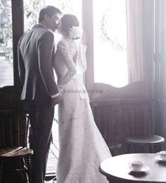 Korea Pre-Wedding Photoshoot - WeddingRitz.com » D'IMAGES Studio Sample Korea pre wedding photos