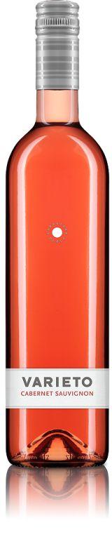 Cabernet Sauvignon Rosé - ružové. Vinárstvo Karpatská perla - Šenkvice VARIETO CH.O.P.  www.vinopredaj.sk
