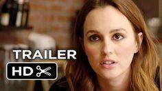 Like Sunday, Like Rain Official Trailer #1 (2015) - Leighton Meester, Debra Messing Movie HD