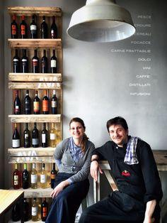 awesome Signora Ava - Brussels  #Brussels #Dansaert@en #Dinner #Italian #Lunch #Pasta@en #restaurant #SainteCatherine@en #signoraava@en