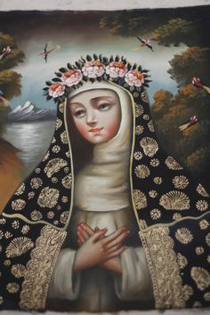 Divine Mother, Blessed Virgin Mary, Religious Icons, World Cultures, Mona Lisa, Religion, Ecuador, Artwork, Search