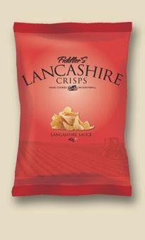 #Lancashire #Sauce #Crisps : The Lancashire Sauce made from a #secret #recipe is #revered throughout the #county! Here we've #sprinkled it gently by hand onto our crisps just after #cooking to give a gentle #spicy kick. #Perfect with a #beer this #summer ! La sauce Lancashire, #préparée à partir d'une #recette #secrète, a été ajoutée à ces #chips avec une pointe d'#épices. Elles seront #parfaites avec une #bière cet #été !