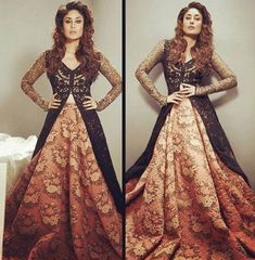 Kareena Kapoor in Sabyasachi Lehenga + Jacket
