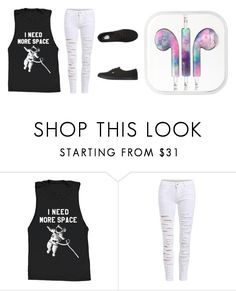 """Untitled #587"" by katelyn-style ❤ liked on Polyvore featuring Vans"