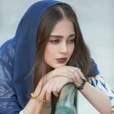 Dp by shao I Love Girls, Cute Girls, Cool Girl, Girl Photo Poses, Girl Photography Poses, Beautiful Hijab, Beautiful Eyes, Persian Beauties, Persian Girls
