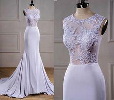 Mermaid Prom Dress,Evening Gowns,Formal Dresses,Prom Dresses WD413