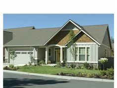 Eplans Craftsman House Plan - Three Bedroom Craftsman - 1800 Square Feet and 3 Bedrooms from Eplans - House Plan Code HWEPL65896