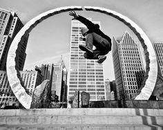 jump  - by Dennis Maitland