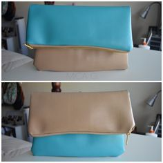 another DIY clutch! | LUUUX