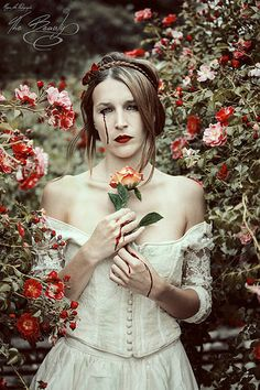 Red as Blood   par Megan Glc Photographe