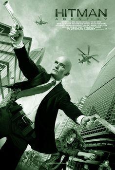 """HITMAN: AGENT 47 is een Amerikaans-Duitse film uit 2015 onder regie van Aleksander Bach. De film is gebaseerd op de computerspelserie """"Hitman"""". Acteurs: Rupert Friend, Hannah Ware en Zachary Quinto"""