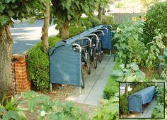 Front Yard Company - Market Stall - BikePort