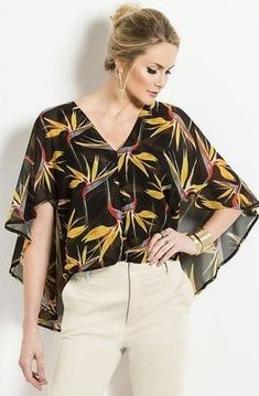 Blouse Styles, Blouse Designs, Blouse Batik, Scarf Top, Embroidery Fashion, Western Dresses, Indian Wear, Fashion Outfits, Womens Fashion