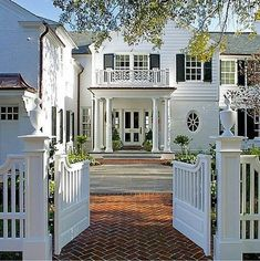 This home has everything.  Right down to the white picket fence.  The Lanegroup Inc. Virginia