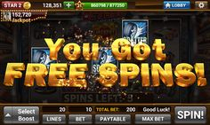Play slot games and get ready for the greatest profit of your life If you're searching for that amazing chance to boost your financial status, then you should definitely play slot games. If what yo...