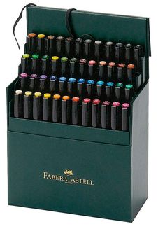 Faber-Castell Pitt Brush Pen Sets - JerrysArtarama.com