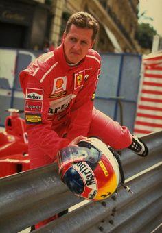 Michael Schumacher 1998