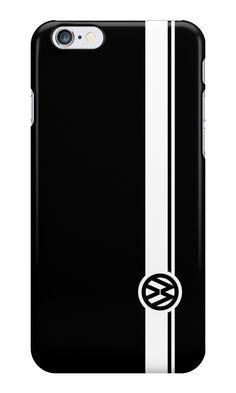 VW GTI iPhone Case