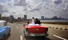 Love in Havana: the US president will be the first to visit the Cuban capital in 88 years, a historic gesture of warming relations.