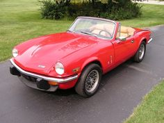 This 1972 Triumph GT6 convertible is the car Triumph should have built. While we're not usually big fans of the Spitfire roadster, the GT6 chassis and drivetrain beneath this Spitfire body pushes this example over the top. The conversion looks well-sorted in the many excellent photos, and the car comes with spares and nicely matched Donnington wheels. Find it here on Craigslistin Detroit, Michigan for $7200.