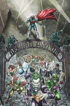 Batman/Teenage Mutant Ninja Turtles #5 Cover by Freddie E. Williams II