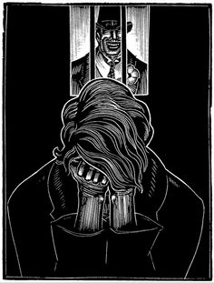 from God's Man by Lynd Ward