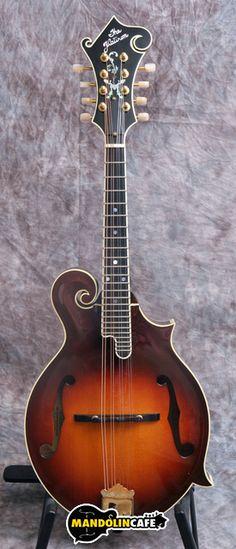 1998 Flatiron F5 Artist Mandolin $5250