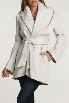 G.E.T. Talia Cape Jacket    LOVE this wrap!